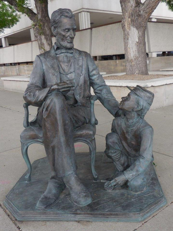 Ford Lincoln Of Franklin >> Presidents Statues in Rapid City, South Dakota