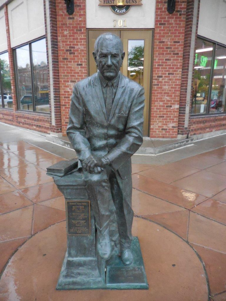 Ford Rapid City >> Presidents Statues in Rapid City, South Dakota